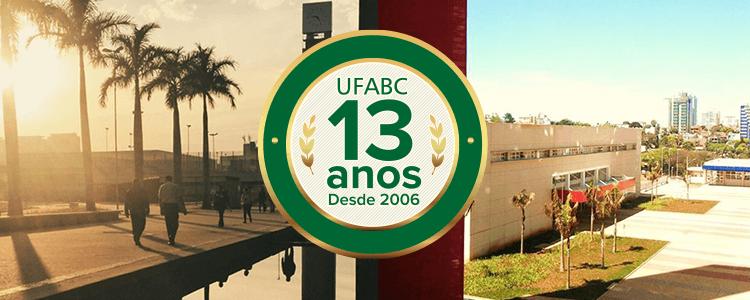 13 anos da UFABC