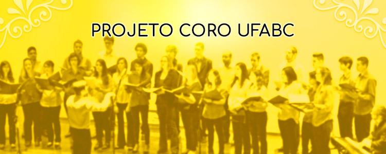 Seleção de cantores para o Coro da UFABC