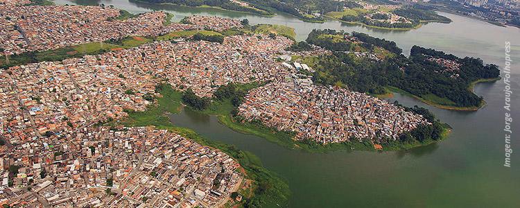 Setor privado domina conhecimentos sobre obras em áreas de mananciais  da Região Metropolitana de São Paulo