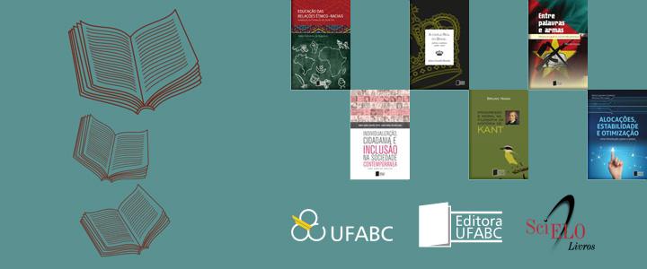 Editora UFABC disponibiliza títulos gratuitamente na SciELO Livros