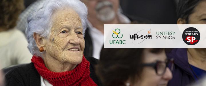 IFES paulistas pesquisam envelhecimento e longevidade