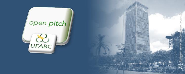 Seleção de projetos para o Open Pitch - UFABC
