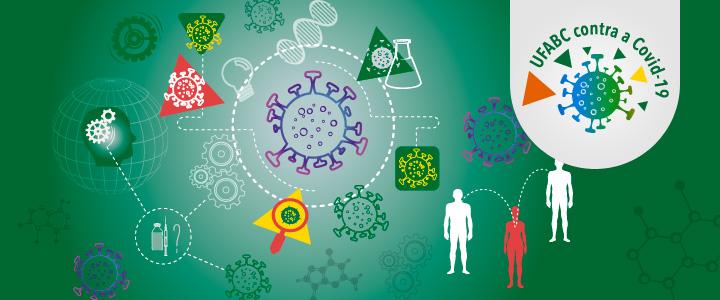 UFABC lança página com informações sobre seus projetos e ações contra a pandemia da Covid-19