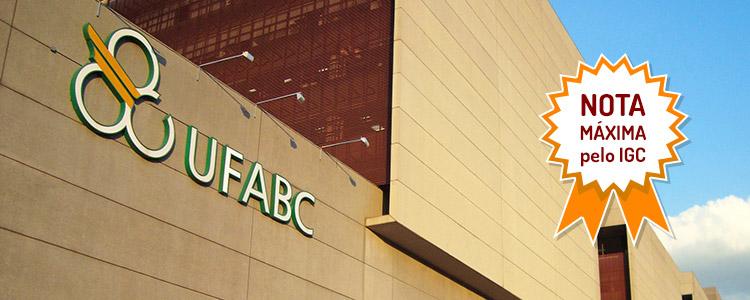 UFABC entre as melhores do Brasil