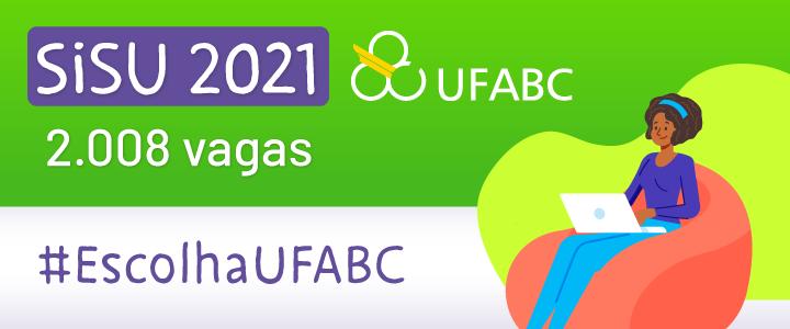 Inscrições para ingresso na graduação da UFABC via SiSU