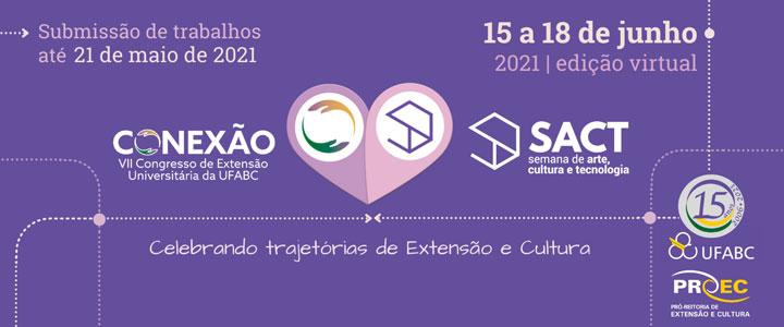 Submissões de trabalho - Congresso de Extensão e 4ª Semana de Arte, Cultura e Tecnologia