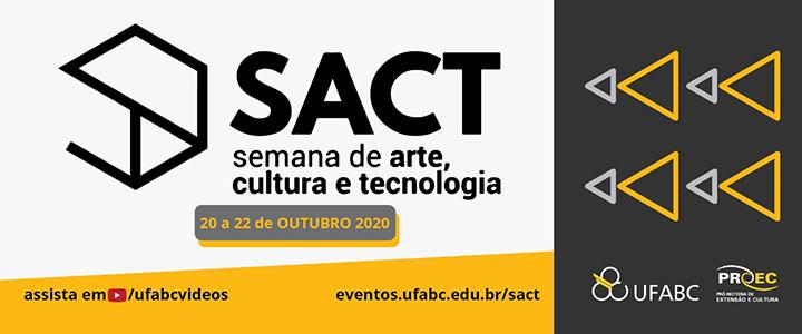 3ª Semana de Arte, Cultura e Tecnologia da UFABC