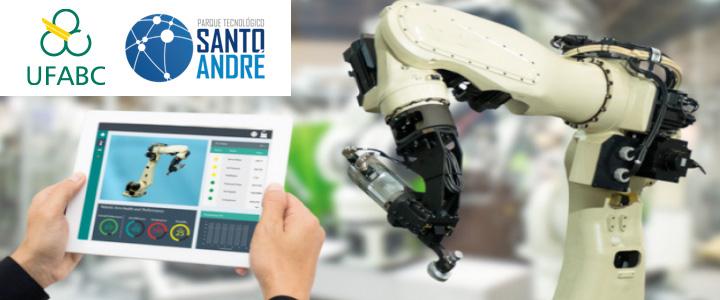UFABC e Parque Tecnológico de Santo André inauguram ambiente para desenvolver a Indústria 4.0