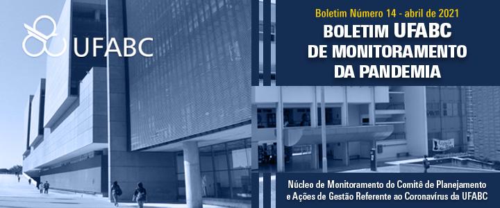 14º Boletim UFABC de Monitoramento da Pandemia