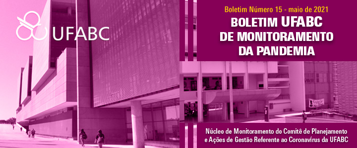 15º Boletim UFABC de Monitoramento da Pandemia
