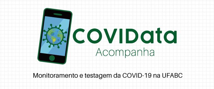 Já fez seu cadastro na plataforma COVIData-Acompanha?