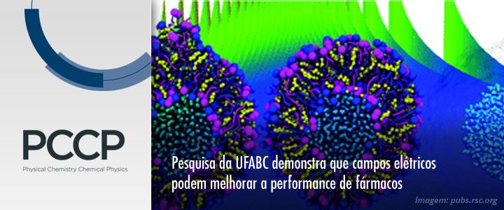 Pesquisa demonstra que campos elétricos podem melhorar a performance de fármacos